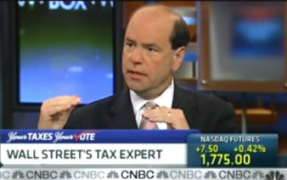 "CNBC – ""Wall Street's Tax Expert"""
