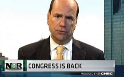 Andy Friedman discusses the upcoming Congressional fiscal deadlines on CNBC's Nightly Business Report
