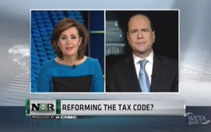 Andy discusses tax reform