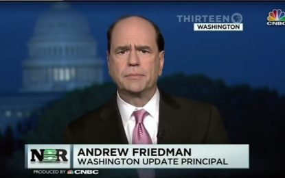 Andy Friedman Discusses the Candidates' Economic Plans