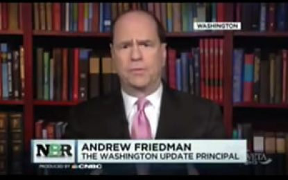 Andy Friedman discusses ACA replacement plan and market reaction