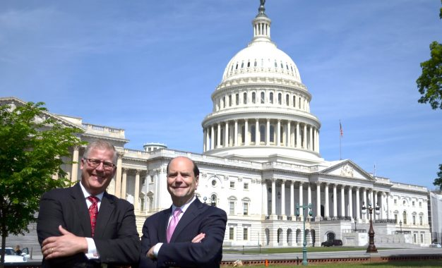 Andy Friedman and Jeff Bush of The Washington Update
