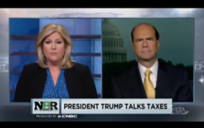 Andy Friedman discusses tax reform on CNBC