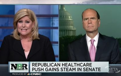 Andy Friedman discusses health care reform on CNBC